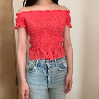 スライ(SLY)のSLY オフショル(Tシャツ(半袖/袖なし))