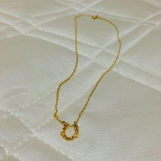 ネックレス ゴールドホースシュー(ネックレス)