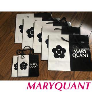 マリークワント(MARY QUANT)のレア⭐️💕マリークワントショッパー(旧)まとめ売り🙆♀️(ショップ袋)