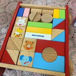 ミキハウス(mikihouse)の★まや様専用★ミキハウス つみき(積み木/ブロック)