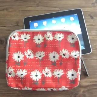 Cath Kidston - タブレットケース リサ・スティックリー・ロンドン iPad ケース花柄