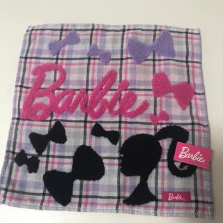 バービー(Barbie)のBarbieハンドタオル(タオル/バス用品)