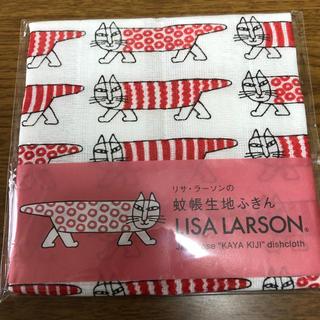 リサラーソン(Lisa Larson)のリサラーソン  猫 布巾(日用品/生活雑貨)