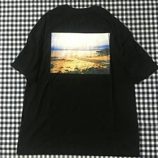 フィアオブゴッド(FEAR OF GOD)の送料無料 FOG ESSENTIALS photo teeTシャツ人気正规品(Tシャツ(半袖/袖なし))