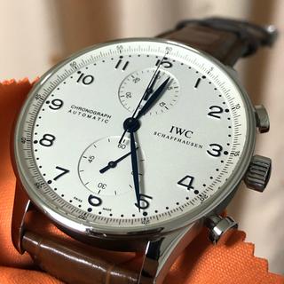 インターナショナルウォッチカンパニー(IWC)のIWC ポルトギーゼ 青針 IW371417 (腕時計(アナログ))