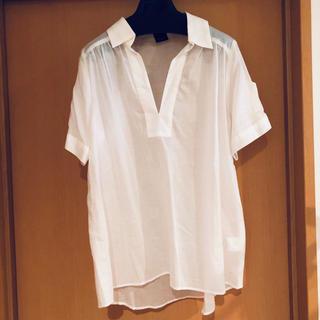 ロッソ(ROSSO)のROSSO ブラウス シャツ(シャツ/ブラウス(半袖/袖なし))