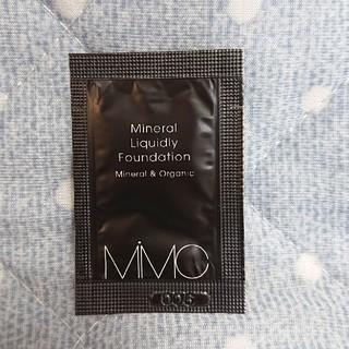 エムアイエムシー(MiMC)のmimc ミネラルリキッドファンデーション サンプル(ファンデーション)