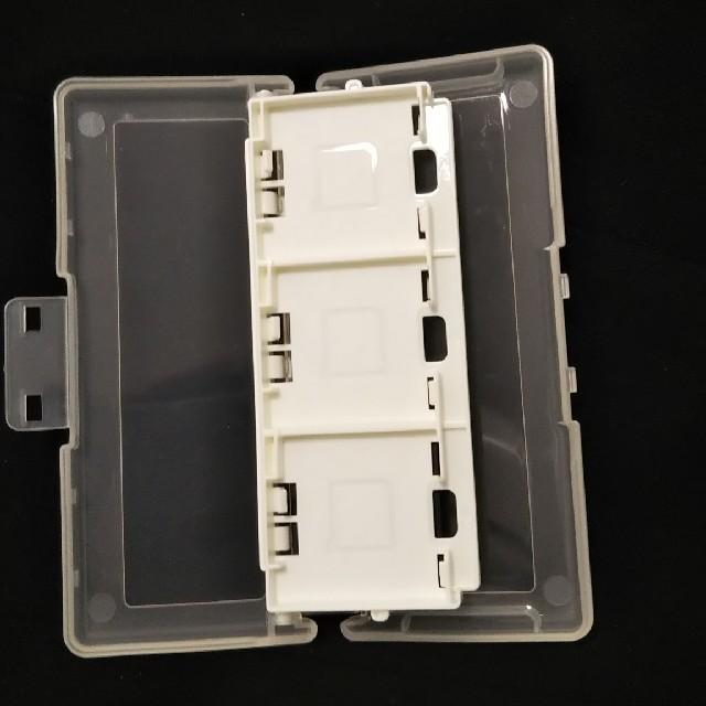 ニンテンドー3DS(ニンテンドー3DS)のニンテンドー3DS ソフト 収納ケース エンタメ/ホビーのエンタメ その他(その他)の商品写真