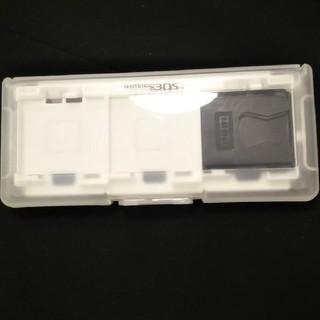 ニンテンドー3DS(ニンテンドー3DS)のニンテンドー3DS ソフト 収納ケース(その他)