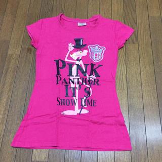 ユニバーサルエンターテインメント(UNIVERSAL ENTERTAINMENT)のUSJ ピンクパンサー Tシャツ(Tシャツ(半袖/袖なし))