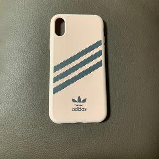 アディダス(adidas)のiPhoneXRケース adidas(iPhoneケース)