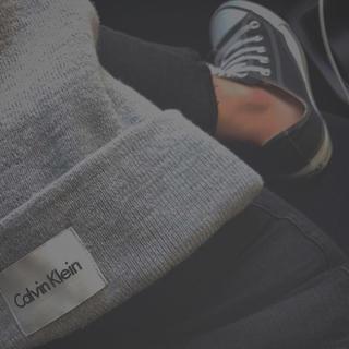 カルバンクライン(Calvin Klein)のCalvin Klein(ニット帽/ビーニー)