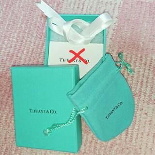 ティファニー(Tiffany & Co.)のTiffany& Co. ギフトBOX♡(その他)