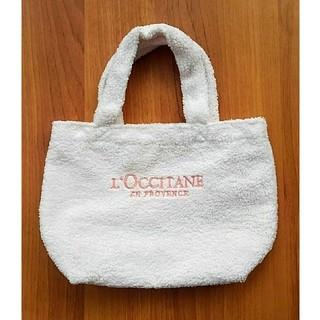 ロクシタン(L'OCCITANE)のロクシタン〈新品〉ふわもこ❤️ミニトートバッグ(その他)