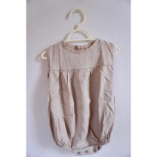 韓国子供服人気ブランド monbebe ロンパース(ロンパース)