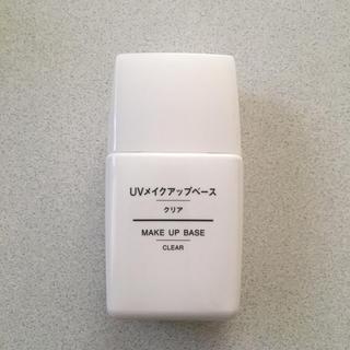 ムジルシリョウヒン(MUJI (無印良品))の無印良品 ベース クリア(化粧下地)