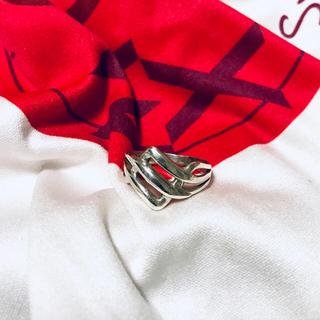 トーガ(TOGA)のvintage silver925 ring(リング(指輪))