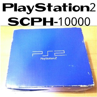PlayStation2 - PlayStation2 SCPH-10000
