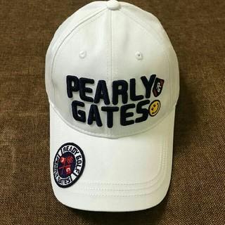 パーリーゲイツ(PEARLY GATES)のPEARLY GATES キャップ 帽子 ファッション (キャップ)