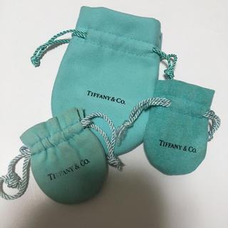 ティファニー(Tiffany & Co.)のティファニー 巾着 3枚セット ✨(その他)