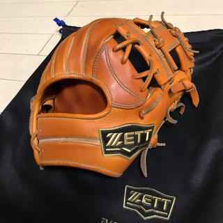 ZETT - ゼット ネオステイタス 硬式用 遊撃手 二塁手モデル