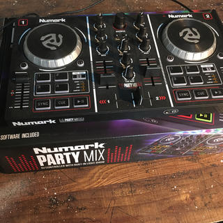 Pioneer - Numark PARTY MIX DJ用品