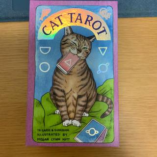 CAT TAROT(Box/デッキ/パック)