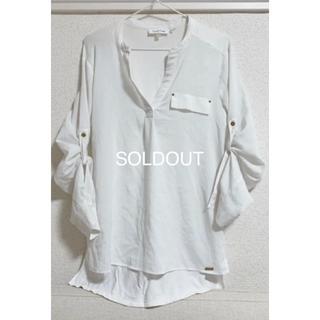 カルバンクライン(Calvin Klein)の他で売れてしまいました。(Tシャツ(長袖/七分))