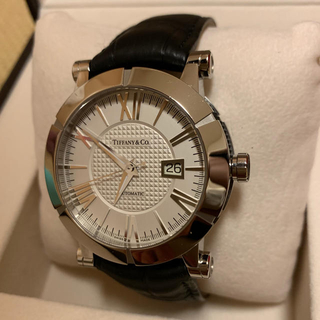 ティファニー(Tiffany & Co.)のTiffany&Co.  メンズ 腕時計 自動巻(腕時計(アナログ))