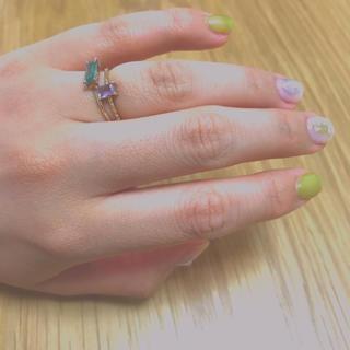 サマンサティアラ(Samantha Tiara)のりこりこ様専用 リング2セット(リング(指輪))