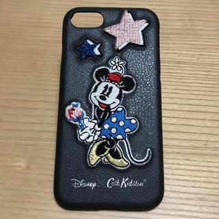 キャスキッドソン(Cath Kidston)のキャスキッドソン ミニーマウス iPhoneケース(iPhoneケース)