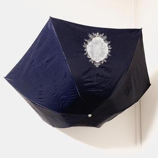 ジルスチュアート(JILLSTUART)のジルスチュアート 折りたたみ傘 晴雨兼用(傘)