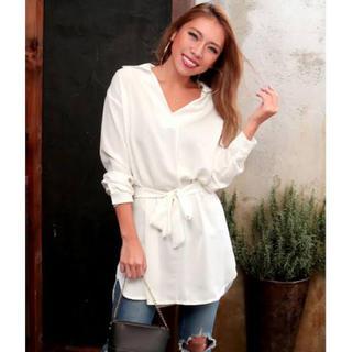 アナップラティーナ(ANAP Latina)のANAP Latina ロングシャツ 美品(シャツ/ブラウス(長袖/七分))