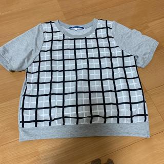ジエンポリアム(THE EMPORIUM)のWORLD ジ エンポリアム トップス(Tシャツ(半袖/袖なし))