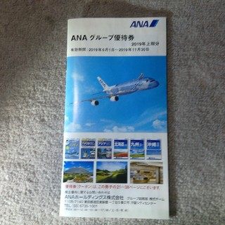 エーエヌエー(ゼンニッポンクウユ)(ANA(全日本空輸))のANA株主優待冊子(航空券)
