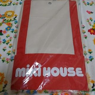 ミキハウス(mikihouse)の新品 未開封 ミキハウス オリジナル ビッグ トートバッグ(トートバッグ)