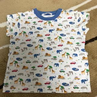 familiar - ファミリア☆パジャマ 90  上着のみ