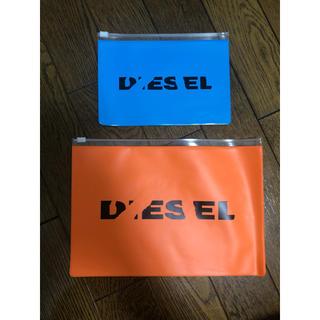 ディーゼル(DIESEL)の【非売品】 DIESEL オリジナルスライドポーチ 大幅値下げ交渉あり。(その他)
