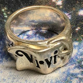 ヴィヴィアンウエストウッド(Vivienne Westwood)のヴィヴィアン ベルトリング シルバー M (リング(指輪))