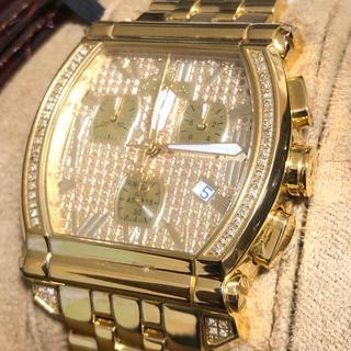アヴァランチ(AVALANCHE)の付属品完備 ジョーロデオ ダイヤモンドウォッチ アヴァランチ(腕時計(アナログ))