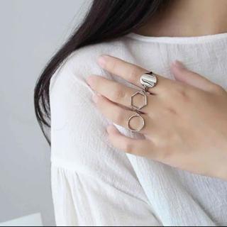 ニュアンス silver 925 リング(リング(指輪))