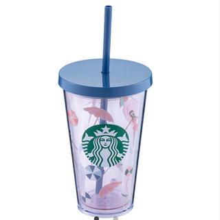 スターバックスコーヒー(Starbucks Coffee)の台湾 スターバックス×pared ストロー付きタンブラー(タンブラー)