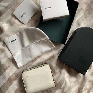 ヴァレクストラ(Valextra)のvalextra White 財布(折り財布)