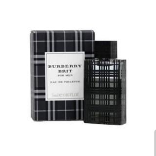 バーバリー(BURBERRY)のバーバリー ミニチュア 香水 ブリット フォーメン EDT 5ml (香水(男性用))