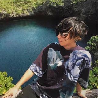ラッドミュージシャン(LAD MUSICIAN)のlad musician tシャツ 川上洋平着用(Tシャツ/カットソー(半袖/袖なし))