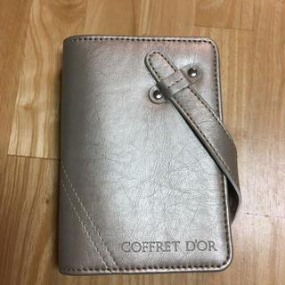 コフレドール(COFFRET D'OR)の手帳  コフレドール  非売品  COFFRET D'OR  手帳カバー(手袋)