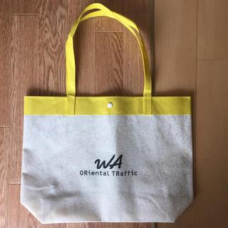 オリエンタルトラフィック(ORiental TRaffic)のショッパー オリエンタルトラフィック(ショップ袋)
