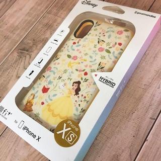 ビジョトヤジュウ(美女と野獣)のIIIIfi+ ベル ディズニー iPhoneXs / X 兼用 スマホケース(iPhoneケース)