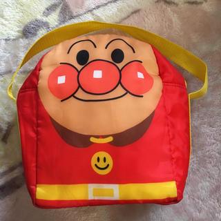 アンパンマン(アンパンマン)のアンパンマンの保冷バッグ(ランチボックス巾着)