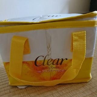 アサヒ(アサヒ)のクリアアサヒ 保冷バッグ  景品 5個セット 未使用(エコバッグ)